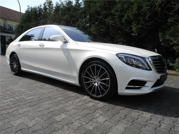2016 Mercedes Benz S500 Full option 4MATIC AMG