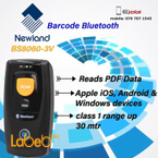 BS 8060 Barcode Reader Bluetooth wireless