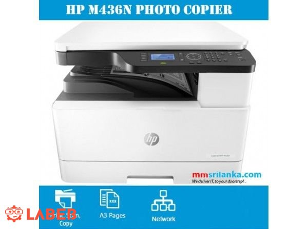 HP LaserJet MFP M436n Printer