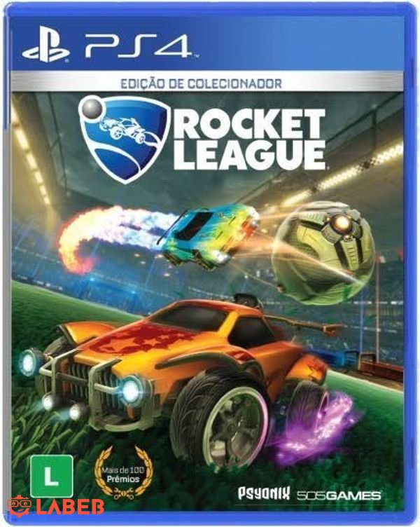 Cd ps4 rocket league