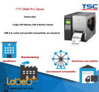 Desktop Barcode Label Printer A Printer - jordan Ejabi for Reliable Applications LTD