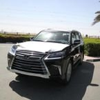neatly used 2017 Lexus lx 570