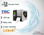 PRINTERS طابعات / BARCODE AND LABEL PRINTER