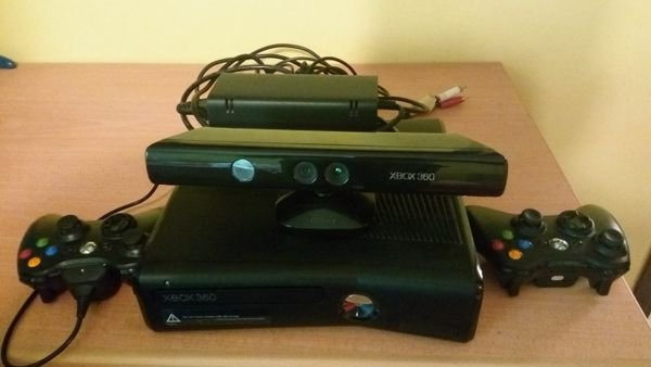 Used Xbox 360 up for immediate sale