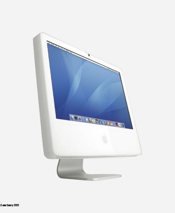 "Apple iMac 20 ""Mac OSx."