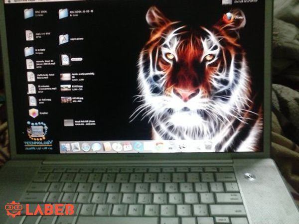 "MAC BOOK G4 16""APPLE"