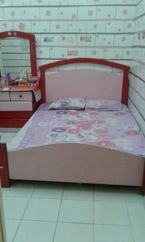 Girls bedroom set with sofa chairs