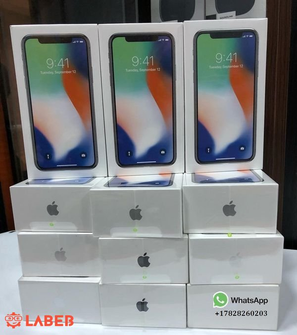 Buy Brand New iPhone X