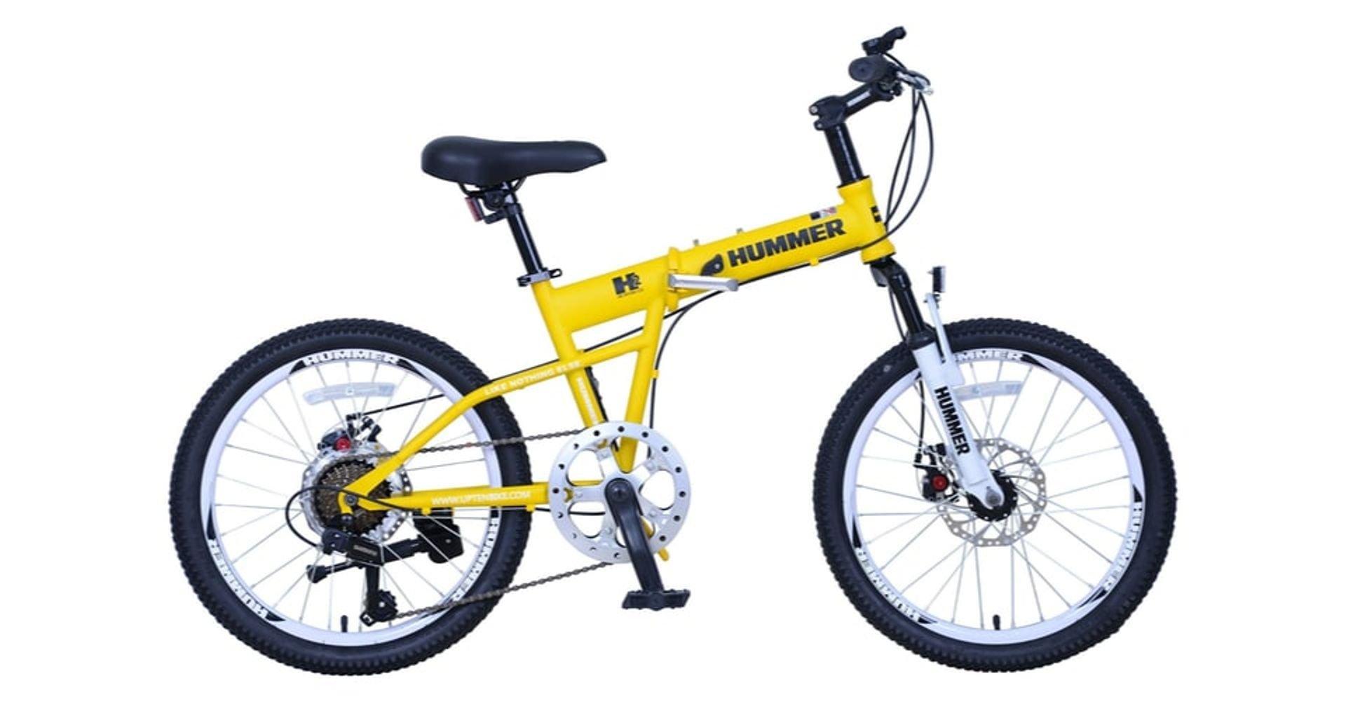 سيكل هامر الدراجة القابلة للطي للأطفال
