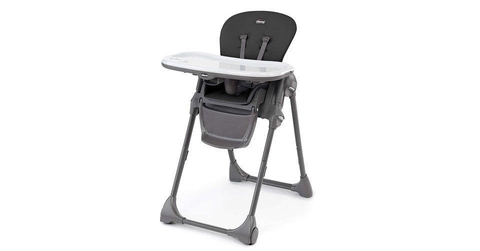 كرسي طعام الأطفال شيكو بولي