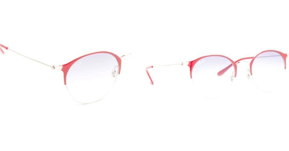 نظارات ريبان RB3578 نسائية نصف إطار