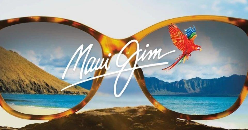 نظارة شمسية ماركة ماوي جيم (Maui Jim)