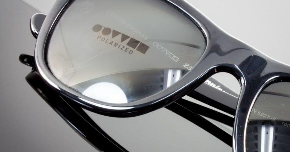 نظارة شمسية ماركة أوليفر بيبولز (Oliver Peoples)