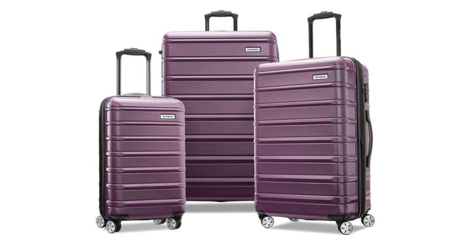 طقم حقائب السفر أومني 2 هارد سايد من سامسونايت
