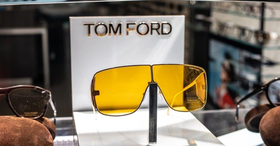نظارة شمسية ماركة توم فورد (Tom Ford)