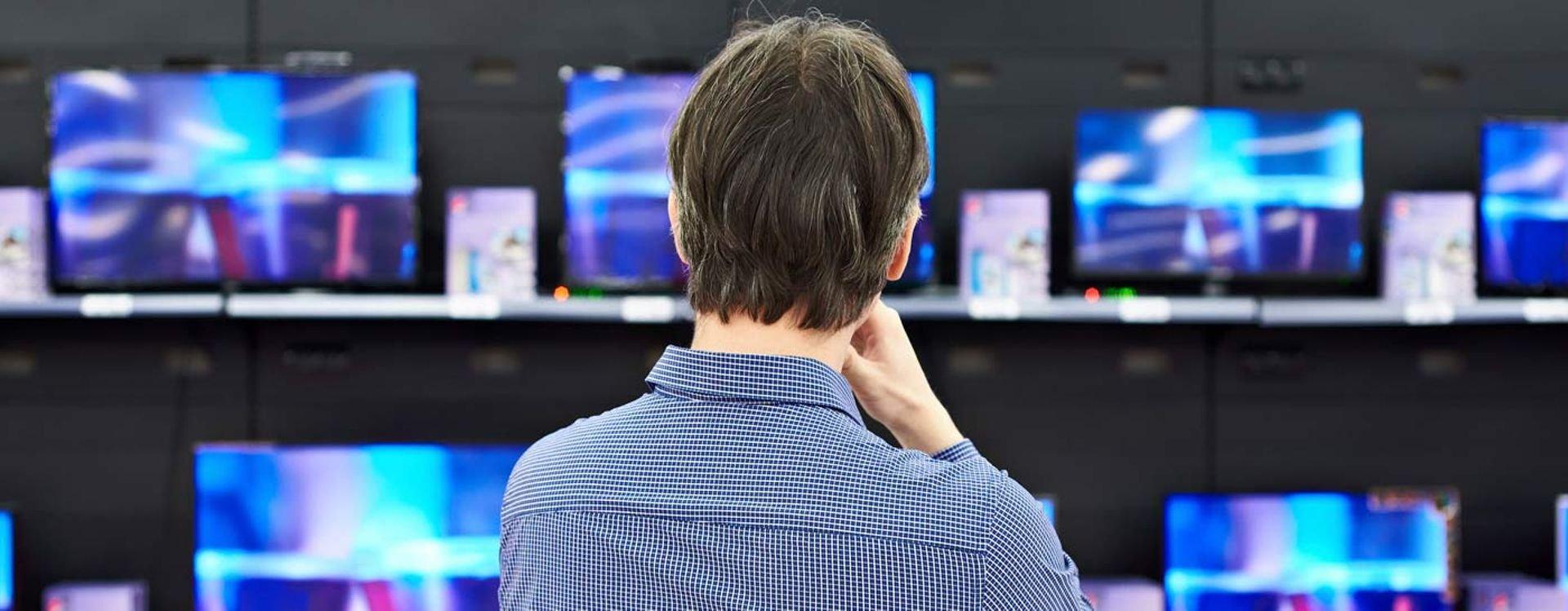 تعد دقة الشاشة أهم ما عليك فحصه عند توفر الرغبة بشراء تلفاز جديد.