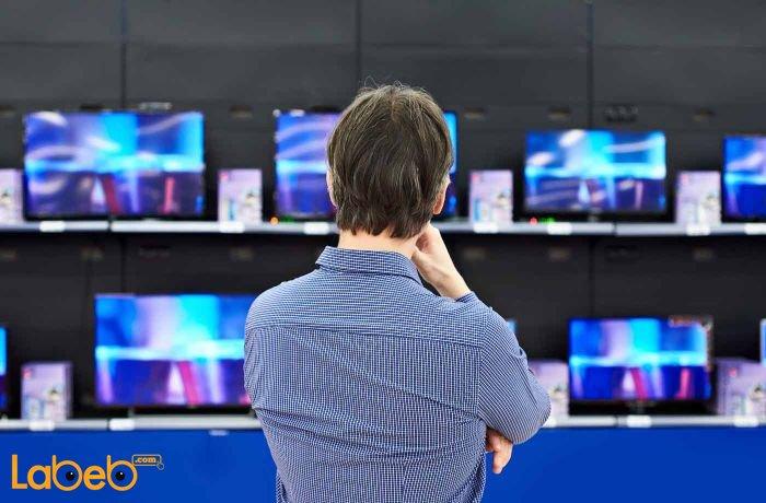 صورة أجهزة تلفاز في متجر