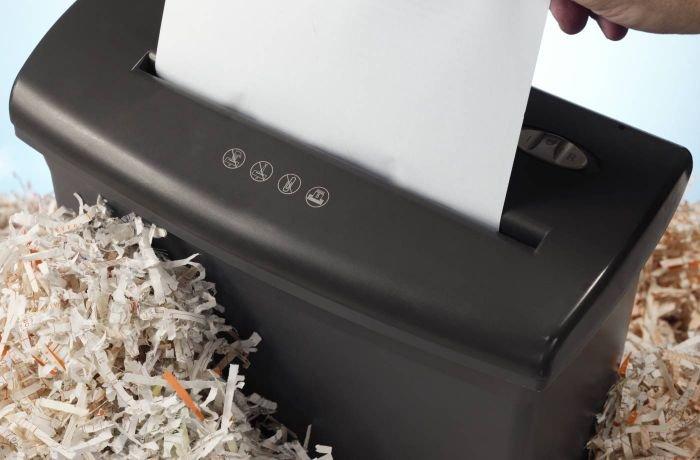 صورة ماكينة تمزيق ورق