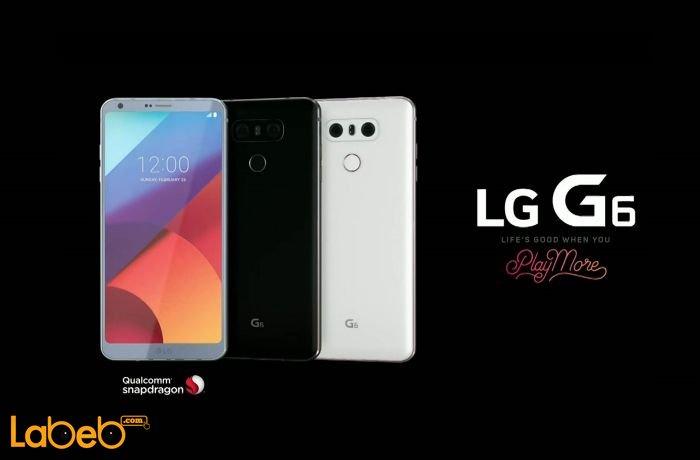 صورة هاتف LG G6 الجديد