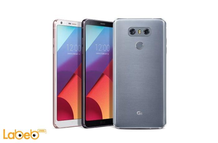 صورة ألوان هاتف LG G6