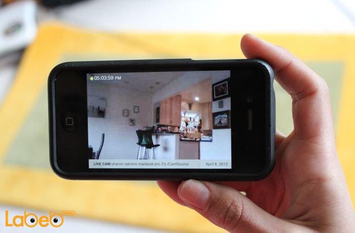 مراقبة المنازل عبر الهاتف الذكي