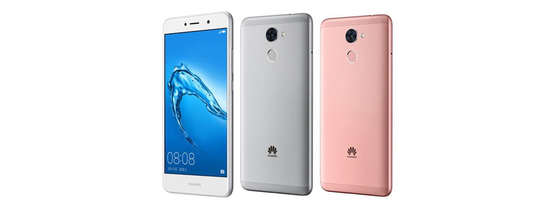 تنتمي هواتف هواوي إنجوي 7 بلس أو Y7 برايم لفئة الهواتف الدنيا.