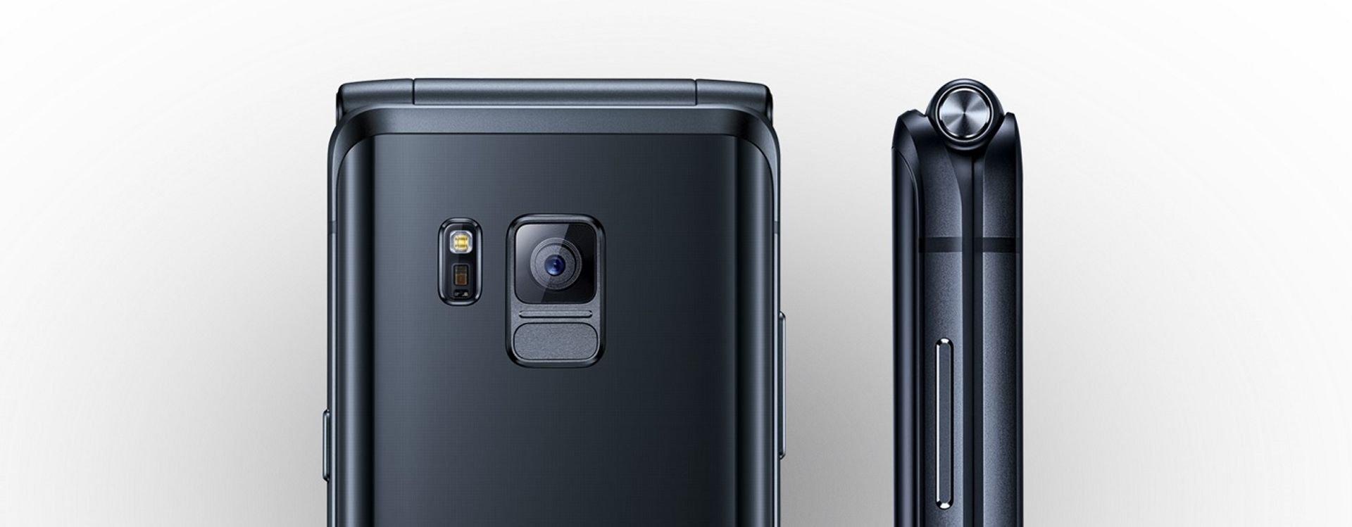 تجذب هواتف سامسونج W2017 الجديدة  محبي الهواتف التقليدية القابلة للطي.