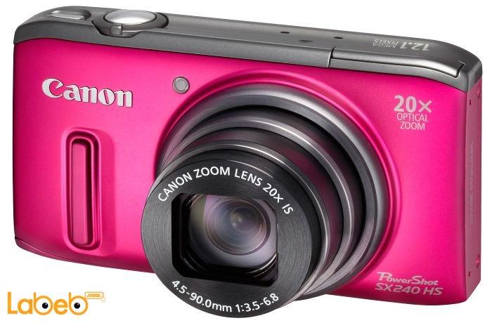 كاميرا ديجيتال عادية
