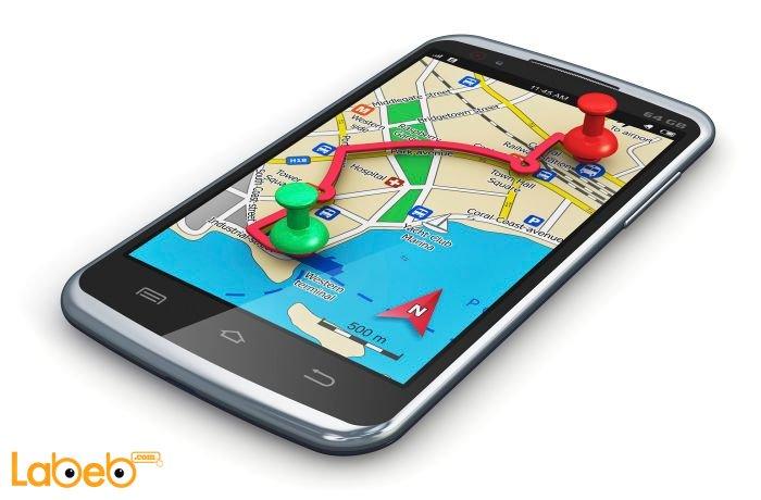GPS هاتف