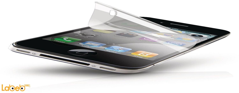عند شراء جوال ذكي نحتاج لشراء لصقات الحماية للجوال لحماية الشاشة من الخدوش التي قد تحصل عند احتكاكه مع الاصطح القاسية