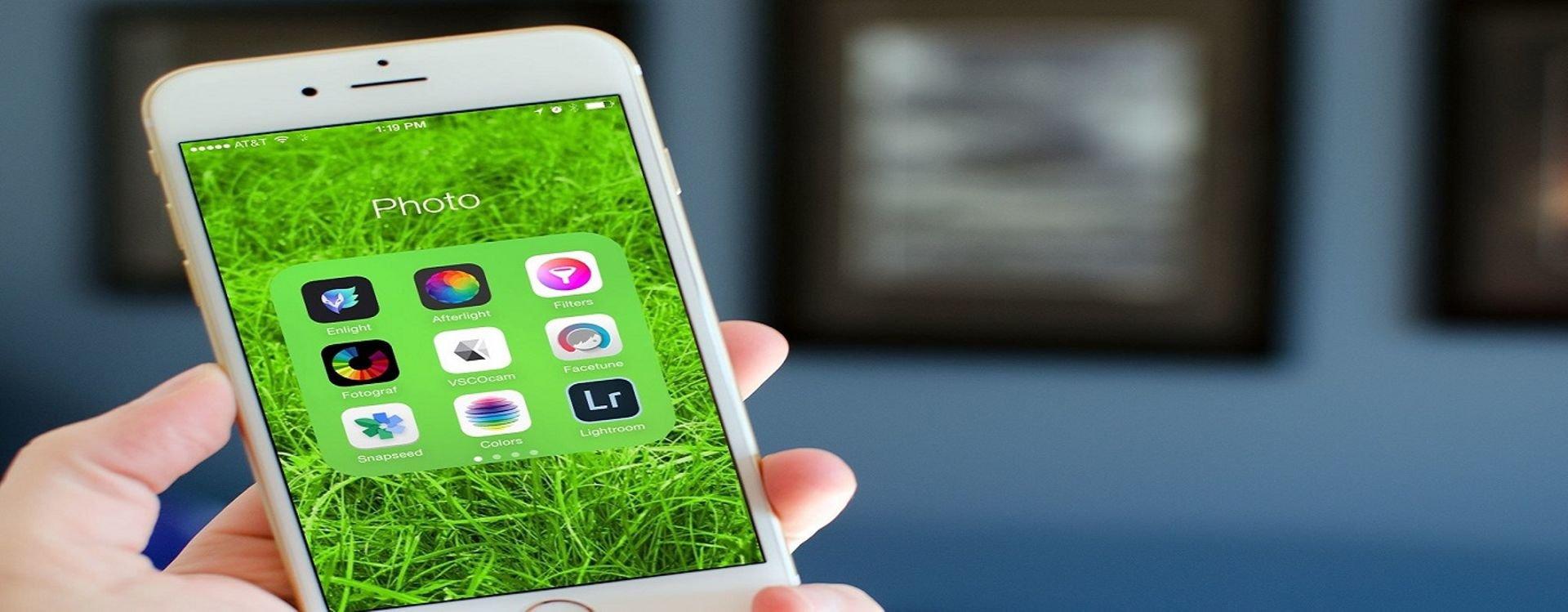 لنتعرف على تطبيقات معالجة وتعديلات الصور الأفضل التي يمكن استخدامها على أجهزة iOS
