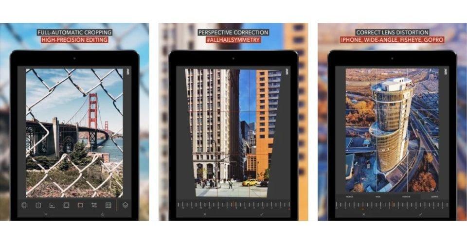 تطبيق سكروت (SKRWT) لمعالجة الصور