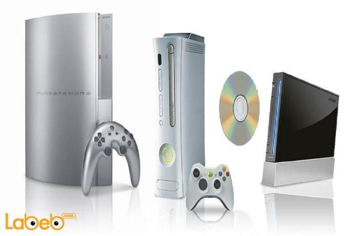 أجهزة الألعاب الإكترونية