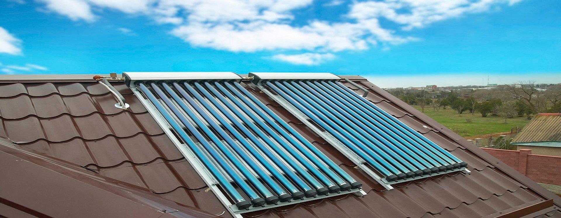 تعرف على طريقة اختيار أفضل سخان شمسي (حمام شمسي) والنقاط التي يجب مراعاتها عند اختيار نظام تسخين المياه بالطاقة الشمسية