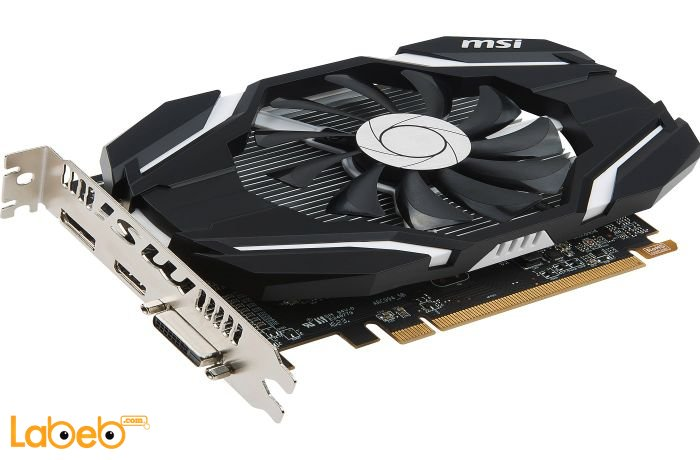 MSI Radeon RX 460