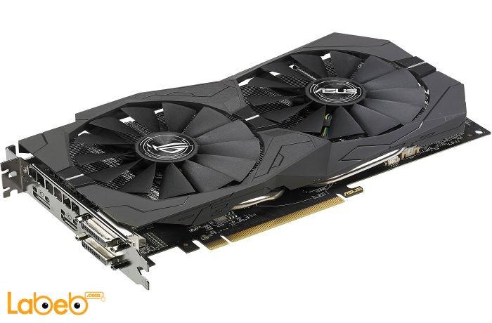 كرت الشاشة ASUS ROG STRIX Radeon RX 570
