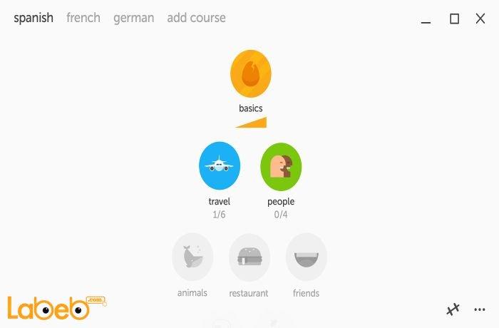 لغات دولينغو