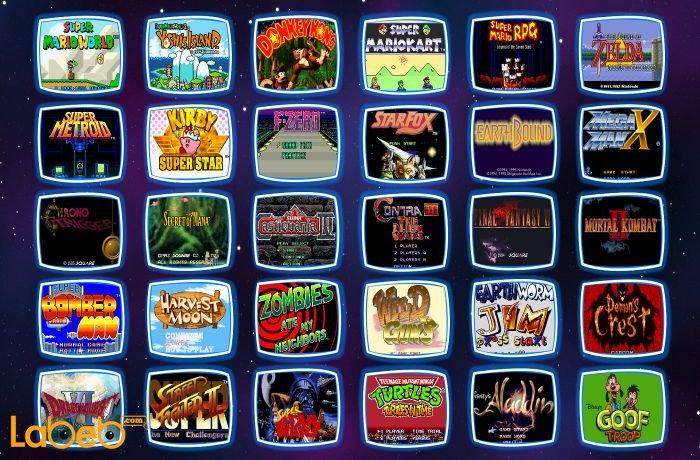 ألعاب SNES Classic