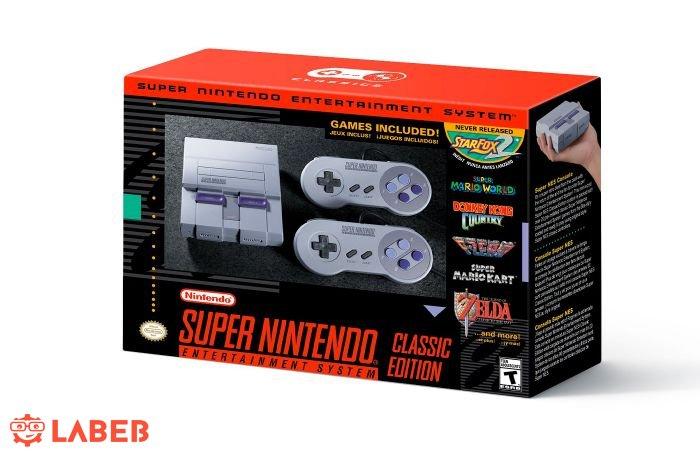 علبة SNES Classic