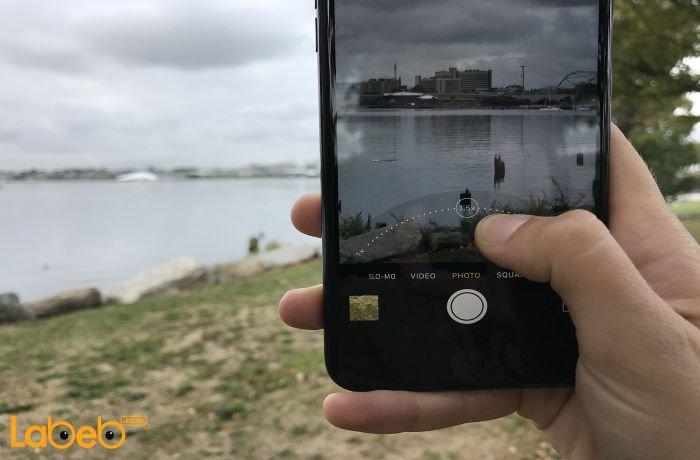 كاميرا ايفون 7 بلس توضيح