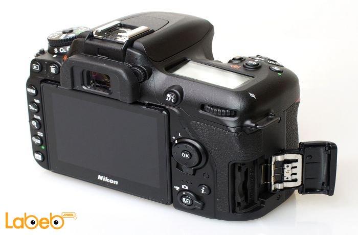 شاشة كاميرا نيكون دي7500