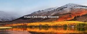 نظام macOS High Sierra الجديد للحواسيب من Apple