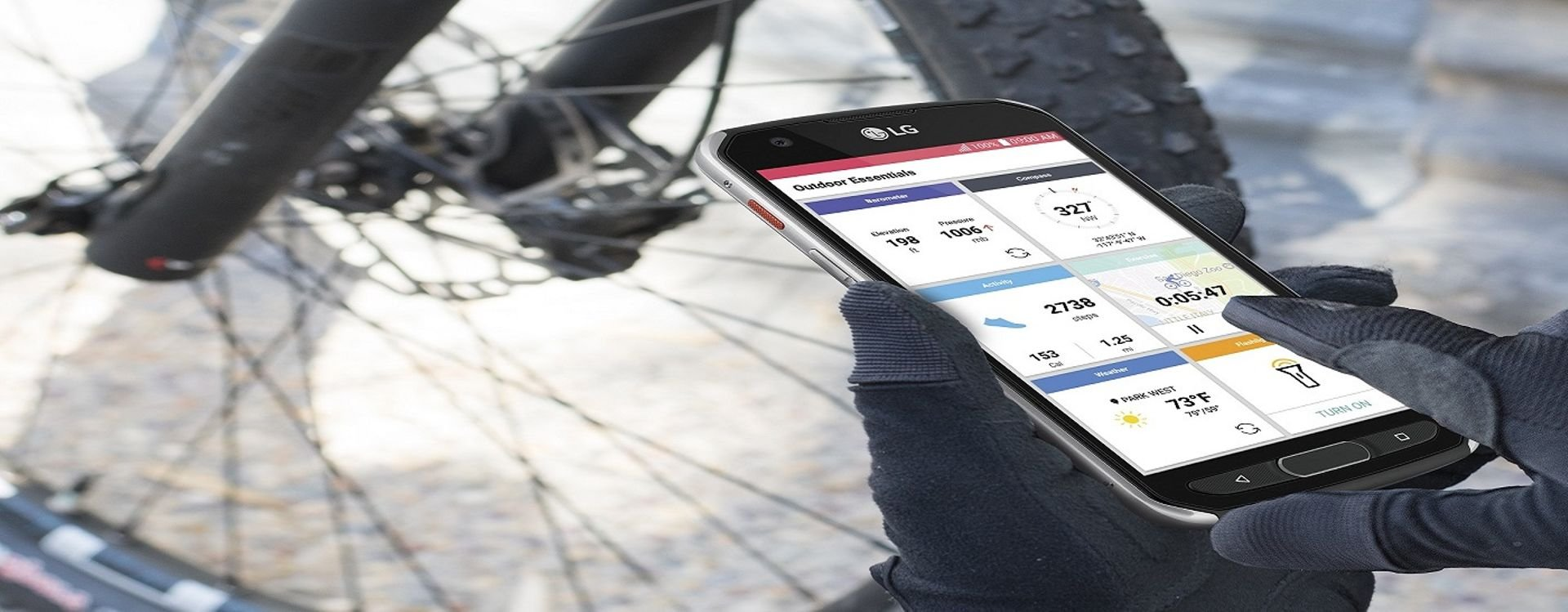 هل حقا هاتف LG X Venture الجديد المقاوم للصدمات؟ وما هي مواصفاته الاخرى؟