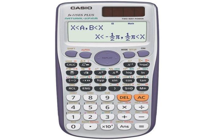 الآلة الحاسبة العلمية