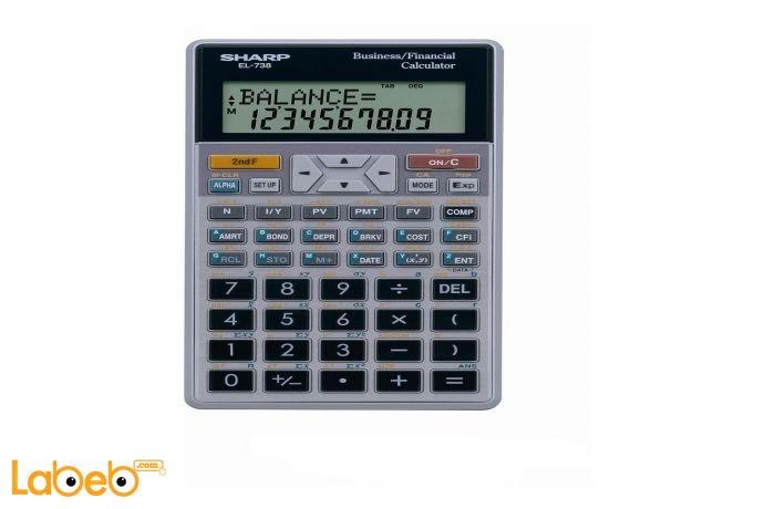 الآلة الحاسبة المالية