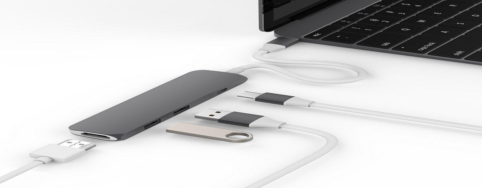 بعد أن كانت الهواتف سابقا تحوي منفذا خاصاً للشحن ومنفذ آخر من نوع USB يستخدم لنقل البيانات  ولكن الشركات دمجتهم