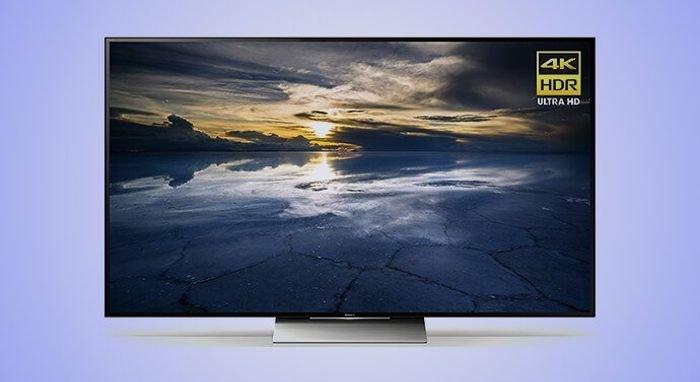 تلفزيون Sony XBR-55X930D