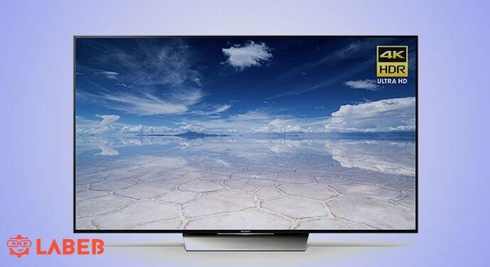 تلفزيون سوني XBR55X850D