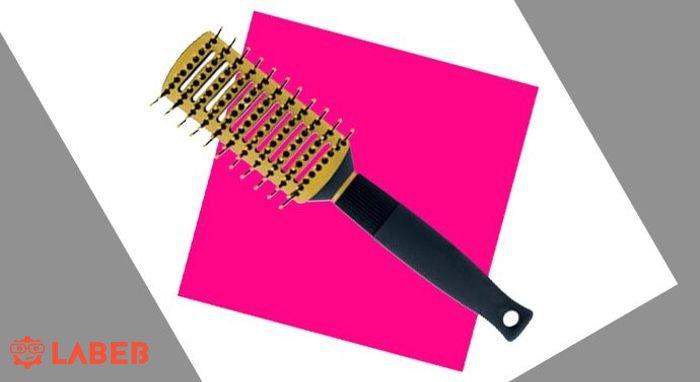 مشط الشعر الطولي