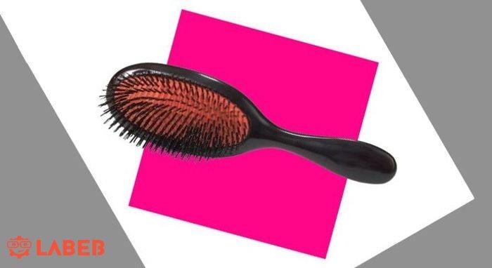 مشط الشعر البيضاوي